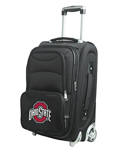 Denco NCAA Ohio State Buckeyes 21-Inch Carry-On by Denco