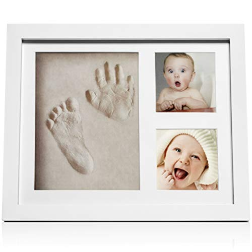 Baby Hand and Foot Print and Picture Frame