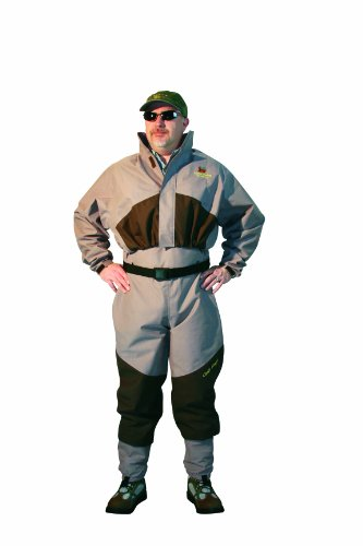 Caddis Northern Guide All-In-One Breathable Stockingfoot Wader, Medium