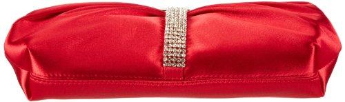 rot Donna Victoria Rosso rojo Pochette Bag Delef Evening waYpB