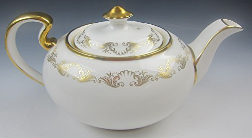 aynsley teapot - 1