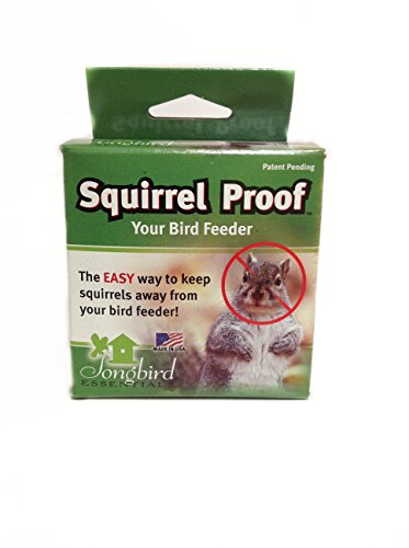 Proof Spring (Songbird Essentials Squirrel Proof Spring Device)