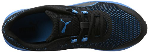 Puma Descendant V4 - Zapatillas de running Unisex adulto Negro (Puma Black-blue Danube 09)