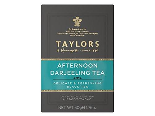 Taylors of Harrogate Black Tea Afternoon Darjeeling