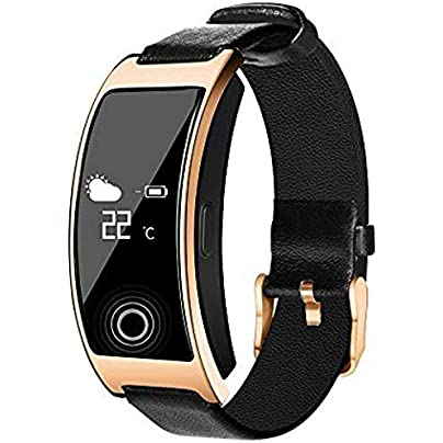 BUFOPER Fitness Tracker Smart Bracelet Sport Tracker Activity Wristband Intelligent Watch Health Tracker Heart Rate Monitor for iOS Android Estimated Price -