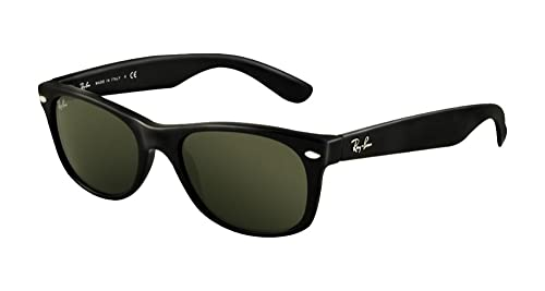 Amazon.com: Ray-Ban RB2132 New Wayfarer - Gafas de sol: Clothing