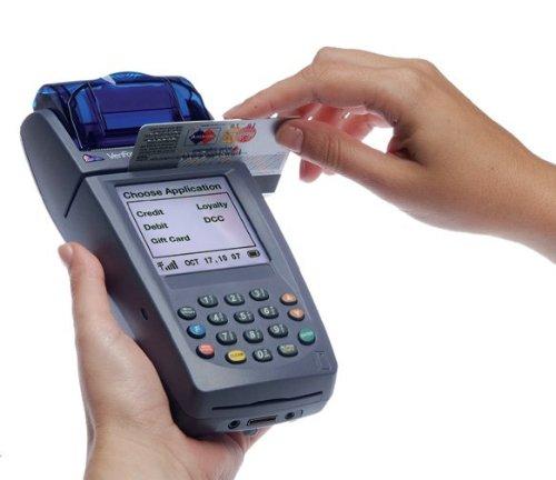 VeriFone Nurit 8020 Wireless GPRS M50 EMV SmartCard reader ()