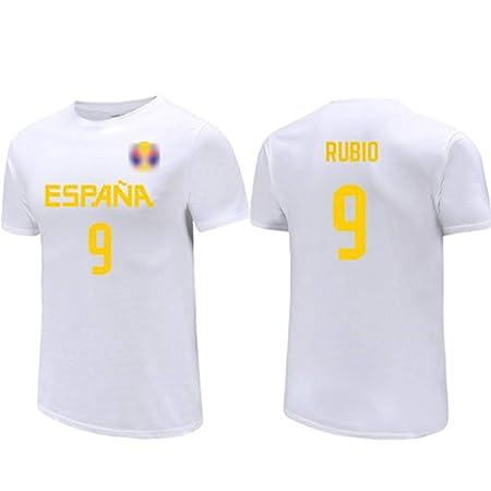 HS-XP Ricky Rubio No.9 Selección Nacional de España Muestra ...