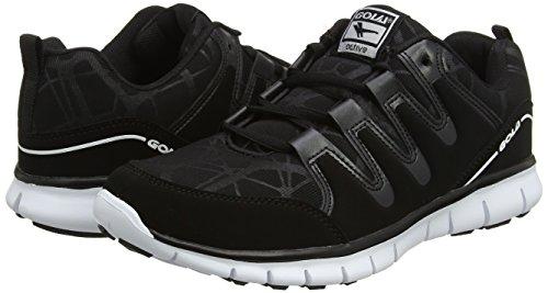 Pour Termas Noir De Chaussures Blanc Femmes 2 noir Gola Fitness wRnvXxTZxq