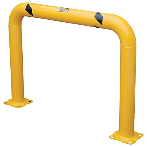 IHS HPRO-48-36-4 High Profile Machinery Guard, Steel, 4-1/2'' OD, 48'' Length, 36'' Height by IHS