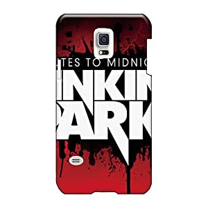 Shock Absorption Hard Phone Covers For Samsung Galaxy S5 Mini (inP616KOJt) Provide Private Custom High Resolution Linkin Park Pictures