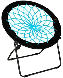 Elegant Zenithen IC544S TV04 Bunjo Bungee Dish Chair