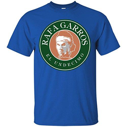 - Rafa Garros Tennis T-Shirt - Rafael Nadal King of Clay Fans T-Shirt