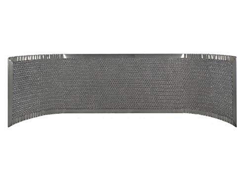 (Replacement Mesh Range Hood Vent Filter AFF340-W FOR Thermador 19-19-266 1919266 Compatible)