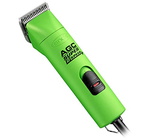 Andis ProClip AGC Super 2-Speed Plus Detachable Blade Clipper - Spring Green