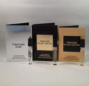 Amazon.com : Lot of 3 Tom Ford Black Orchid, Noir, Velvet Orchid ...