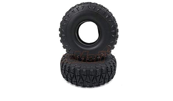 Yeah Racing Claws 1.9 inch Soft Compound Crawler Tire w//Foam RC Cars #WL-0136