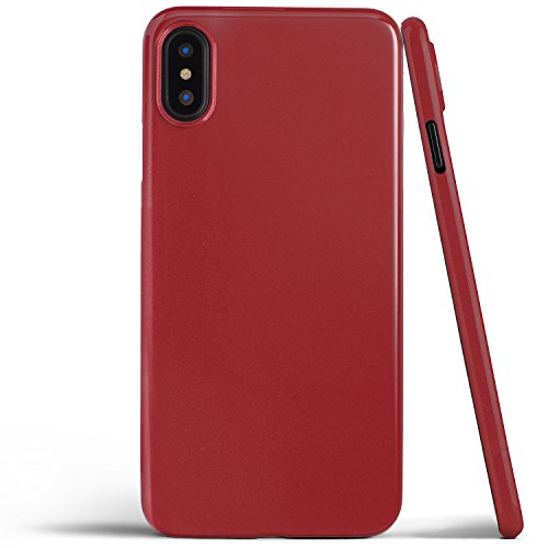 iPhone-X-Case-Thinnest-Cover-Premium-Fit-Ultra-Thin-Light-Slim-Minimal-Anti-Scratch-Protective-For-Apple-iPhone-X-totallee-Special-Edition
