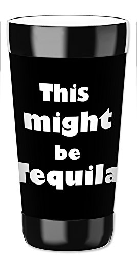 Mugzie 16 Ounce Travel Mug / Drink Cup with Removable Insula