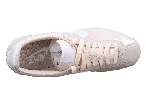 Nike - Basket Femme WMNS Classic Cortez Nylon 749864-803 Ecru Beige GobOeY