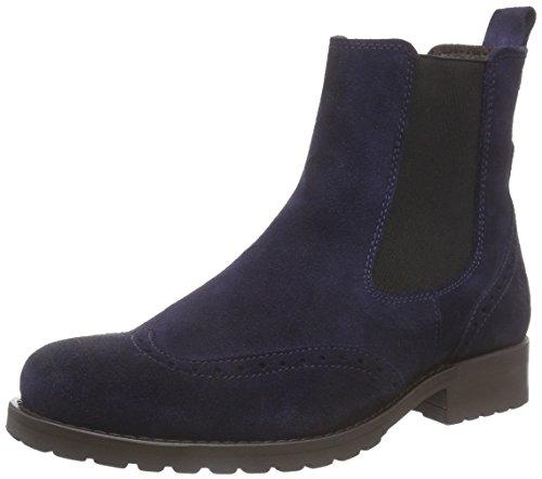 Blå Chelsea 70330102 Belmondo marino Boots Kvinners B7vInqwC