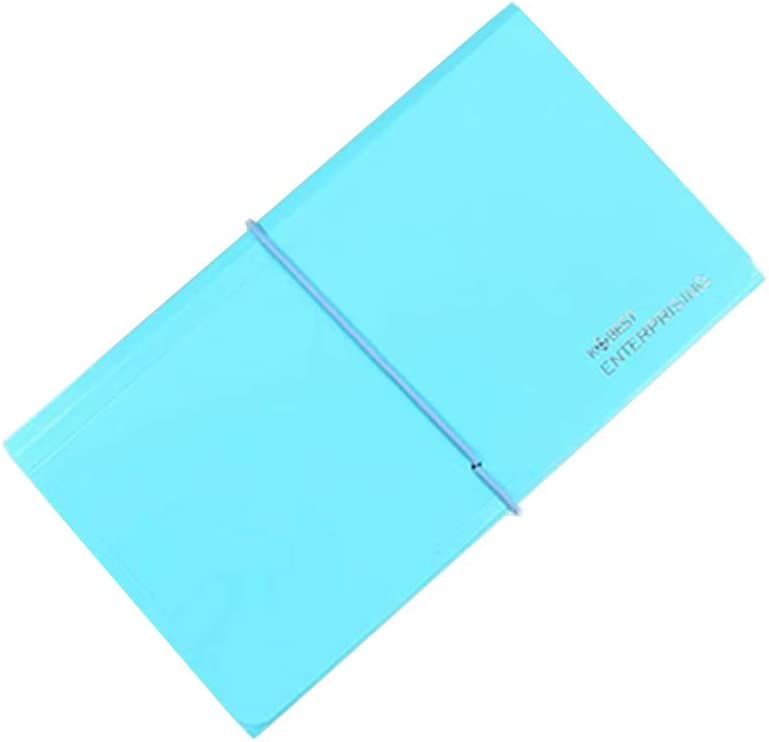 Details about  /Business Office File Folder Receipts Home 13 Pockets Document Organizer A4 Size