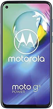 "Motorola Moto G8 Power w/ 5000 mAh Battery (64GB, 4GB) 6.4"" Dual SIM GSM Unlocked, Canada & Global 4G"
