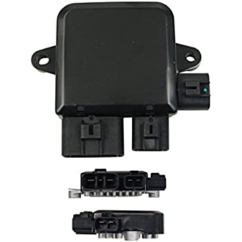 Amazon.com: XA Radiator Cooling Fan Control Module Relay ECU for ...
