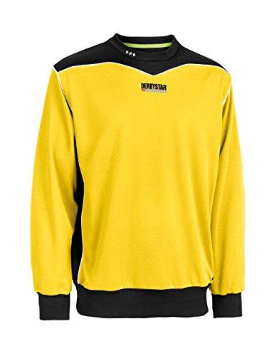 Sweatshirt Jaune Brillant Derbystar Sweatshirt Brillant Homme Derbystar Homme Derbystar Jaune 4wqSPF4
