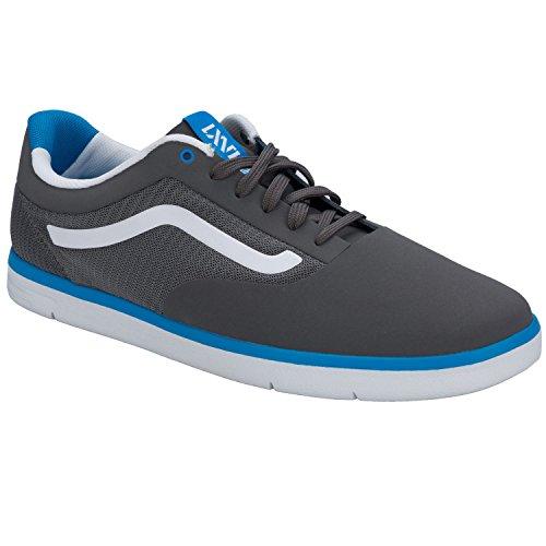 Vans Mens Lxvi Graph Sneakers Greylightblue