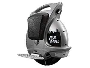 Run & Roll 2665403031 - monociclo super walker - gris