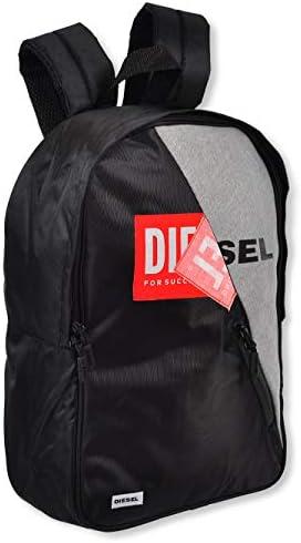 Diesel Backpack - heather black, one size