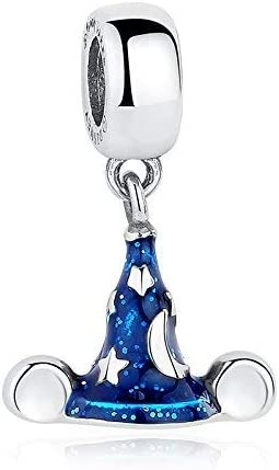 Pendants Celebration Charms .925 Sterling Silver Enameled Snowman Charm Pendant