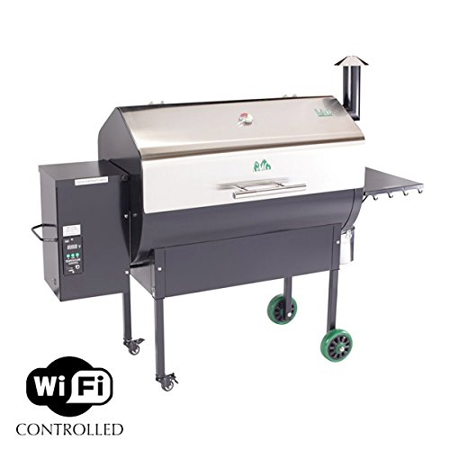 Green Mountain Grill Jim Bowie WiFi Pellet Grill