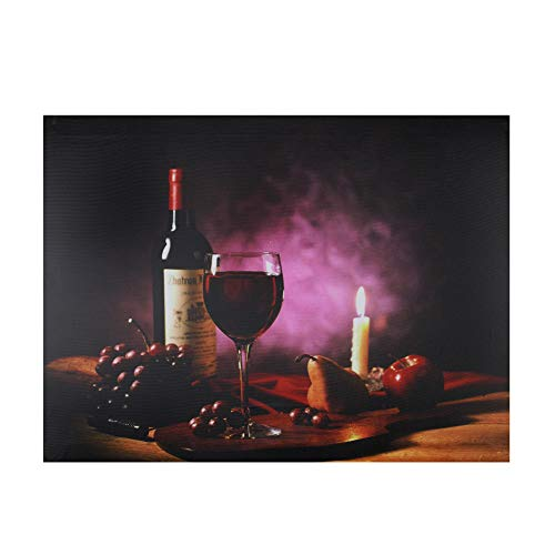 Wine Lights Led Canvas in US - 2