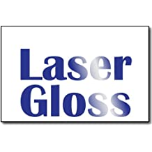 "Half Sheet (5 1/2"" x 8 1/2"") Cardstock in Laser Gloss - 100 Sheets"