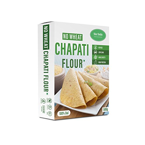 No Wheat Chapati Flour (Wheat No Flour)
