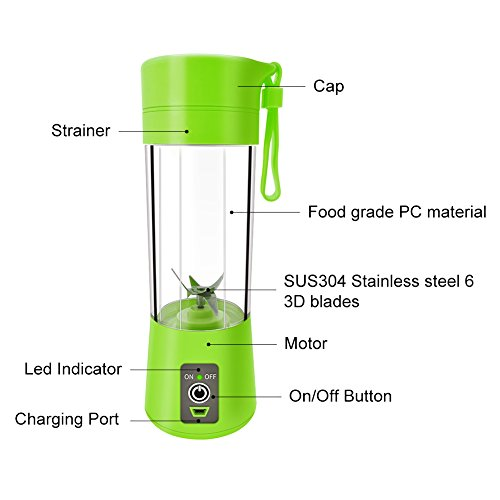 Buy single serve blender for green smoothies