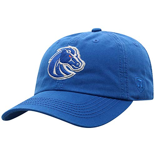 Top of the World Boise State Broncos Men's Hat Icon, Royal, Adjustable Boise State Broncos Collectibles