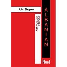 Albanian Pocket Dictionary