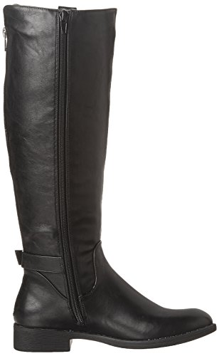 Boots Knee RADD Women's High Black Madden Steve q4C8w