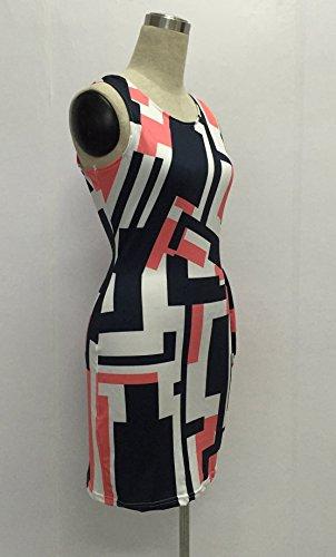 Faux Géométrique Survêtement Veste Doris Vêtements Envelopper Mini Robe Mutil