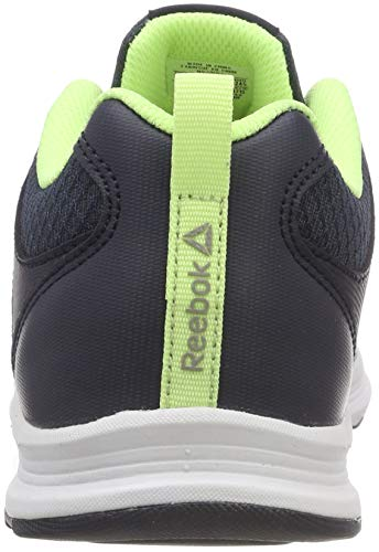 Almotio Enfant Chaussures collegiate Multicolore Reebok Mixte Running 0 De electric Flash pewter Navy 000 4 dFFnwB