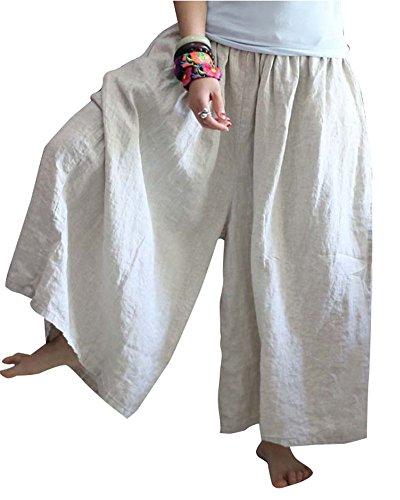 Linen Cotton Cropped - 6