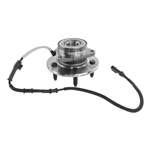Wheel Hub & Bearing Assembly Front for F150 Pickup Truck 4WD 4x4 w/ ABS (Hub Pickup Assembly Front)