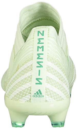 adidas Mens Nemeziz 17.1 Firm Ground Soccer Cleats - Green - Size 11.5 D 3