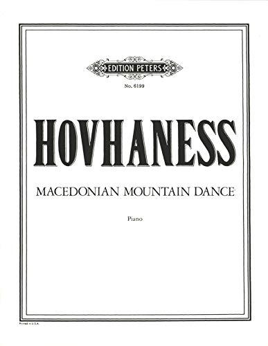Hovhaness: Macedonian Mountain Dance, Op. 144 Alan Hovhaness