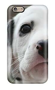 Unique Design Iphone 6 Durable Tpu Case Cover Dalmatian