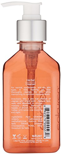 Epicuren Discovery Herbal Cleanser, 8 Fl oz