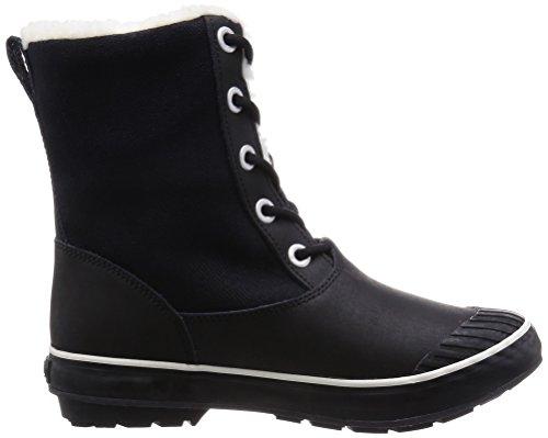 donna WP M KEEN 10 Stivali Boot Elsa US da invernali neri HIHSWY